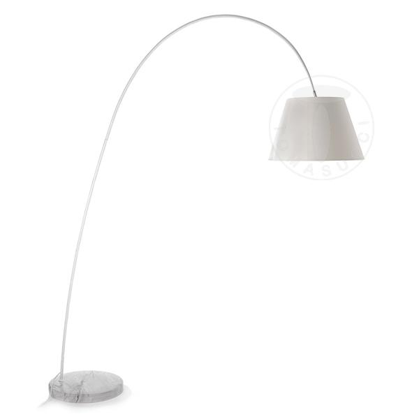 lampada da terra SMARTY WHITE