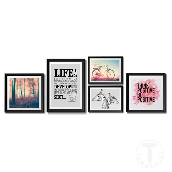 composizione quadri LIFE