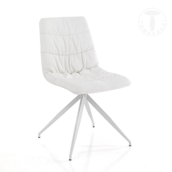 sedie CHIARA WHITE
