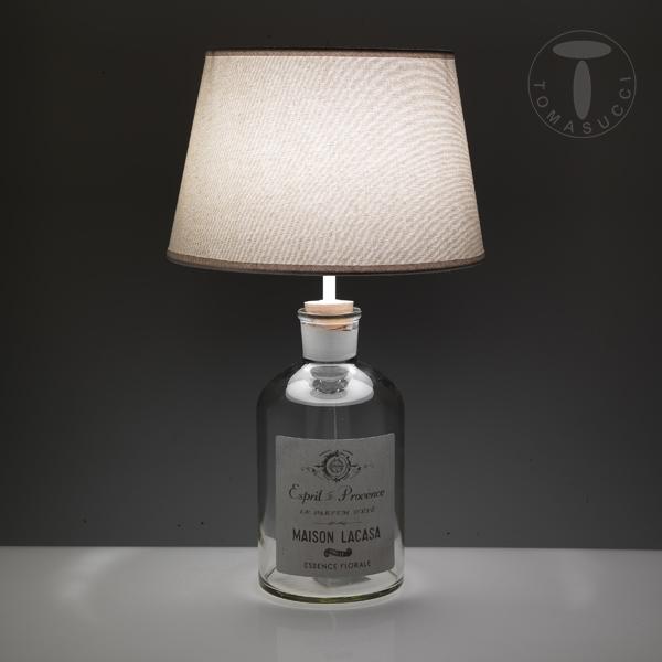 Lampada da tavolo BOTTLE
