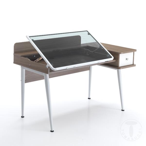 computer desk SET-UP - B