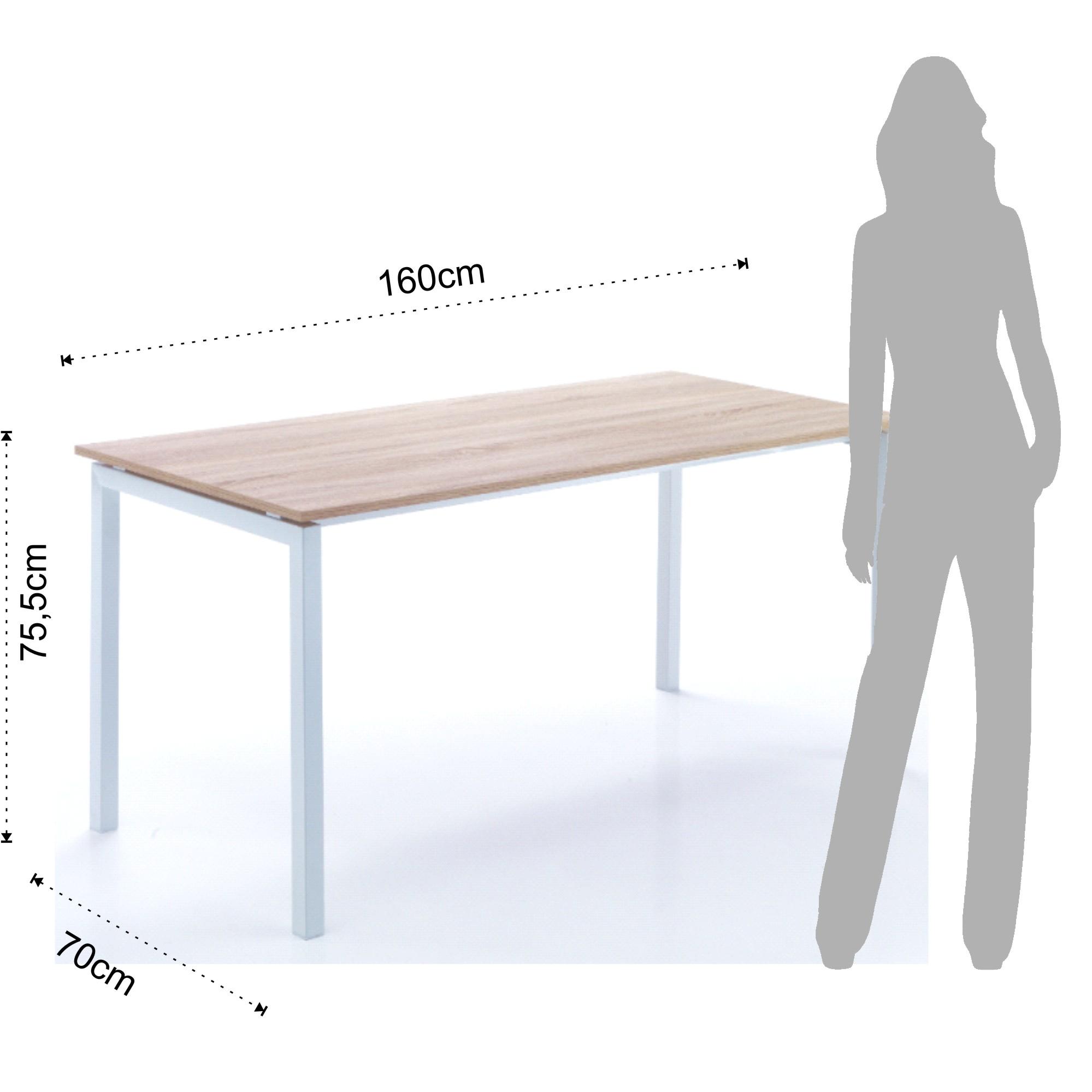 scrivania SET-UP - F