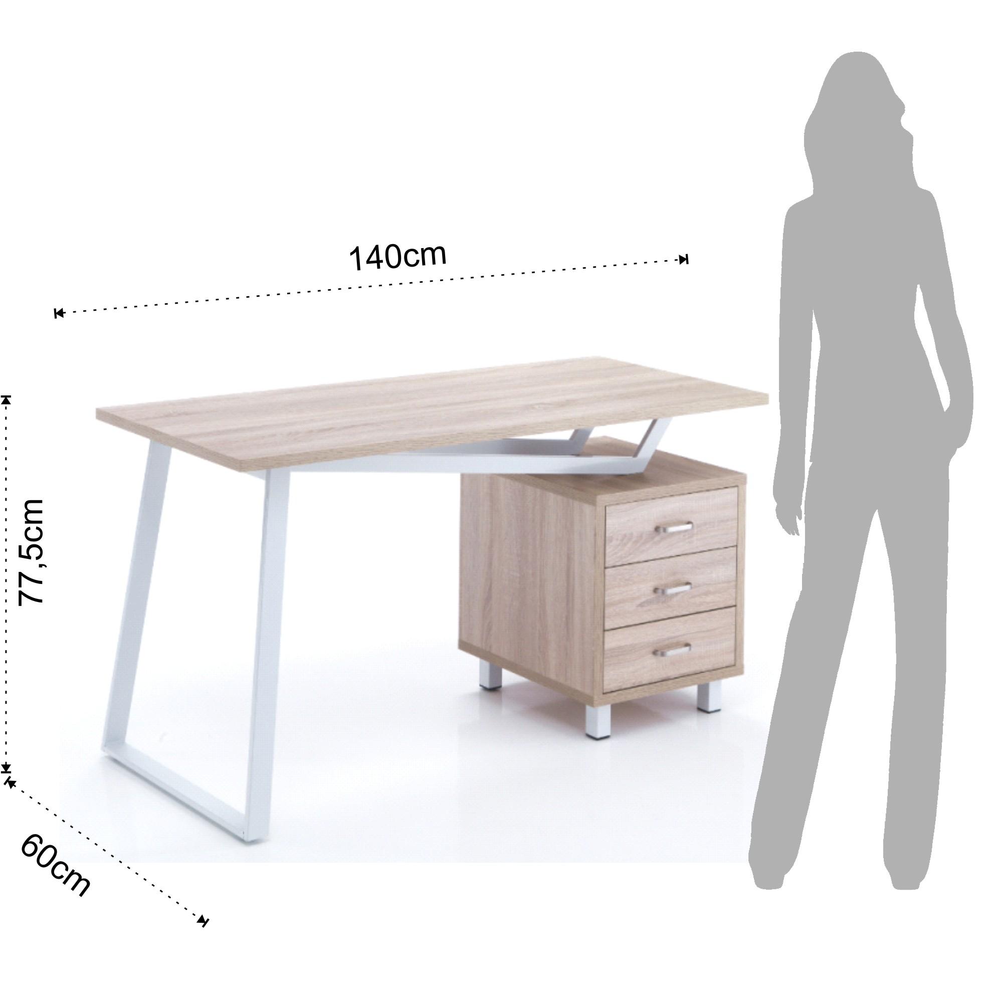 computer desk SET-UP - G