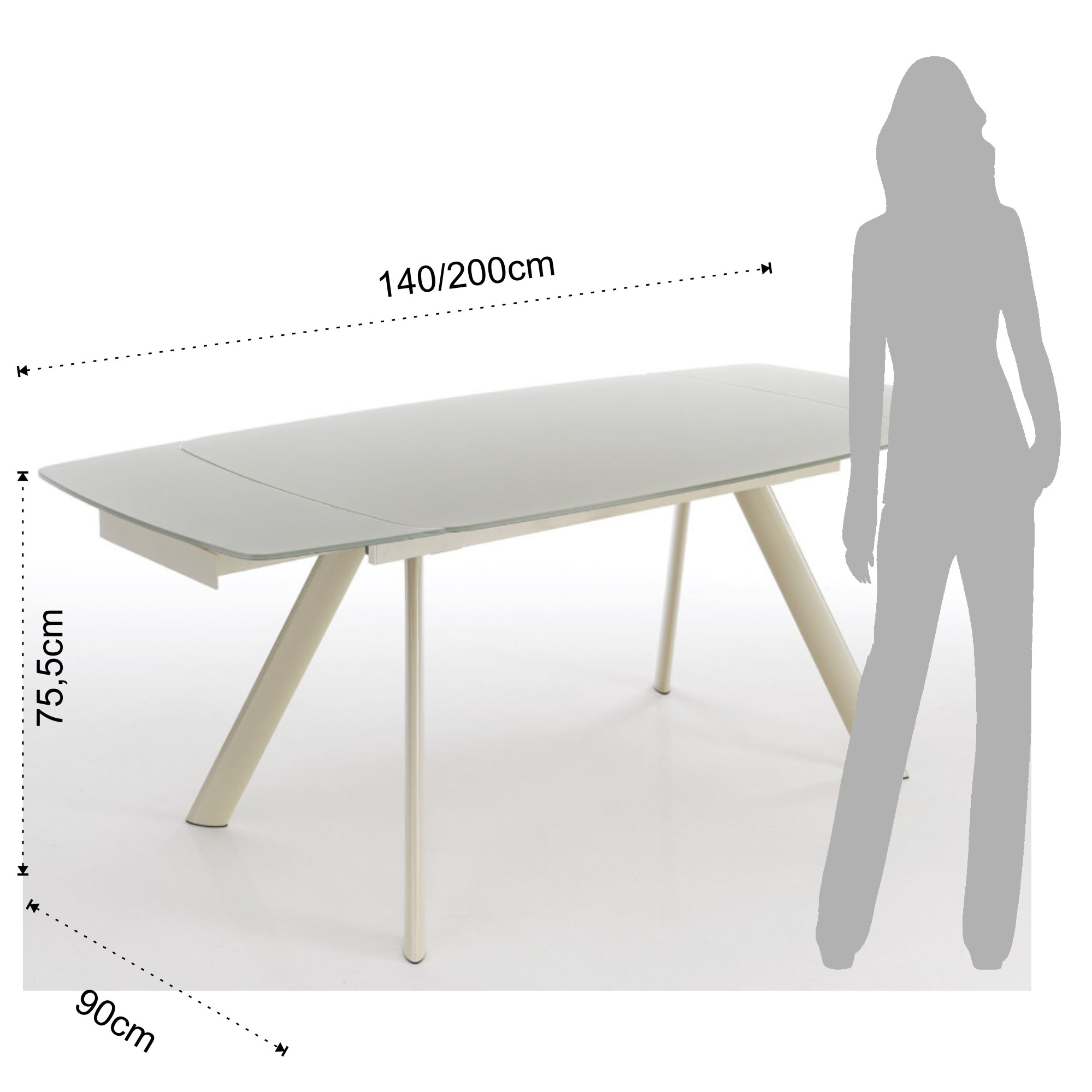 100 Extensible Table Best 25 Extendable Dining