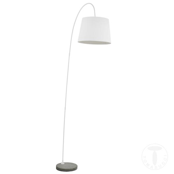 Lampada da terra LITTLE SMARTY WHITE