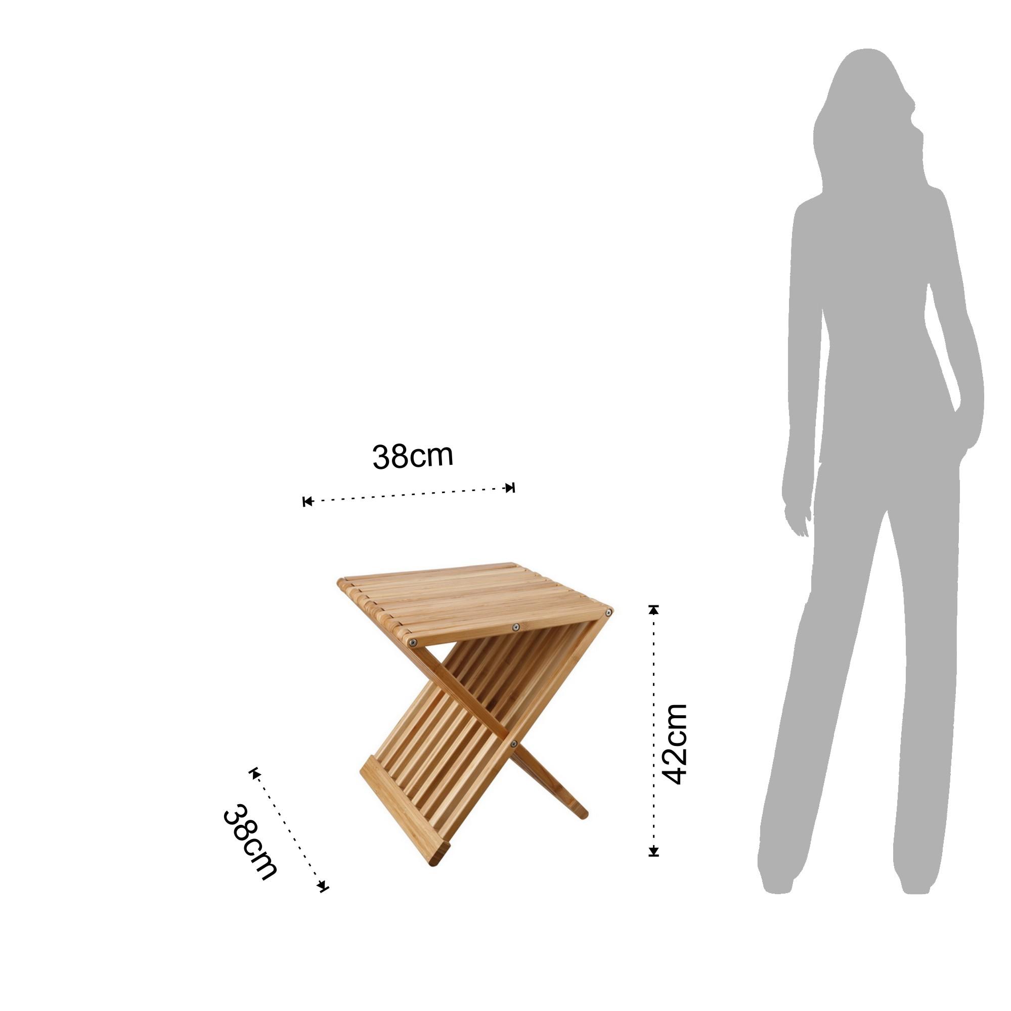 tavolino / pouf / sgabello TIGER