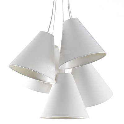 pendant lamp with 5 lamps VOGUE