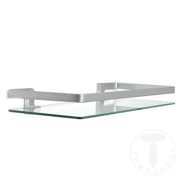 Articoli da bagno mensola in vetro mazzo for Articoli da bagno
