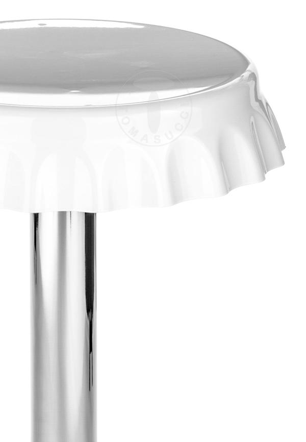 bar stool TAPPO WHITE