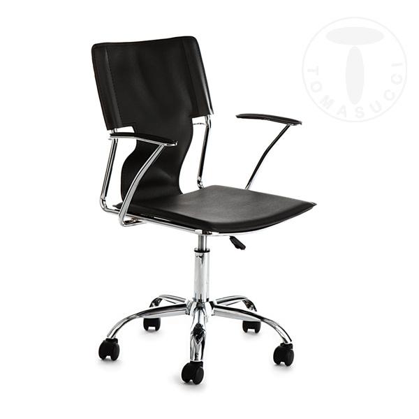office chair LYNX BLACK