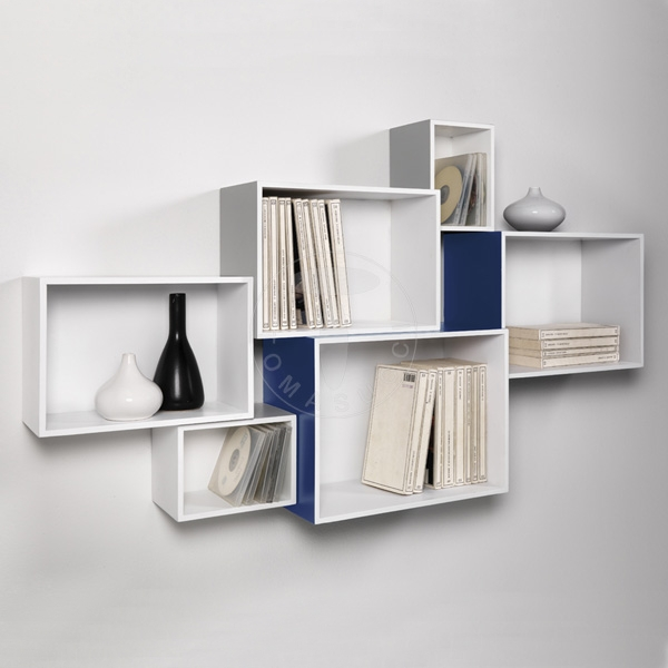 Mensole set 6 cubi da parete mosaiko - Ikea ordini on line ...