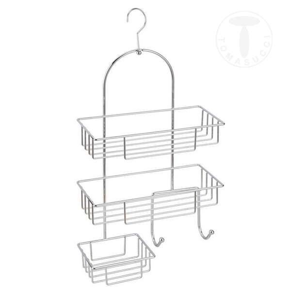 3 shelves rack with hook CLIP