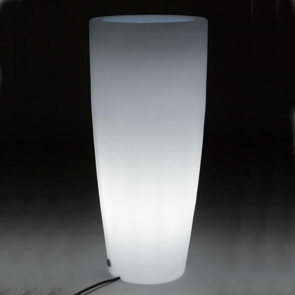 indoor / outdoor bright vase BULLET 40