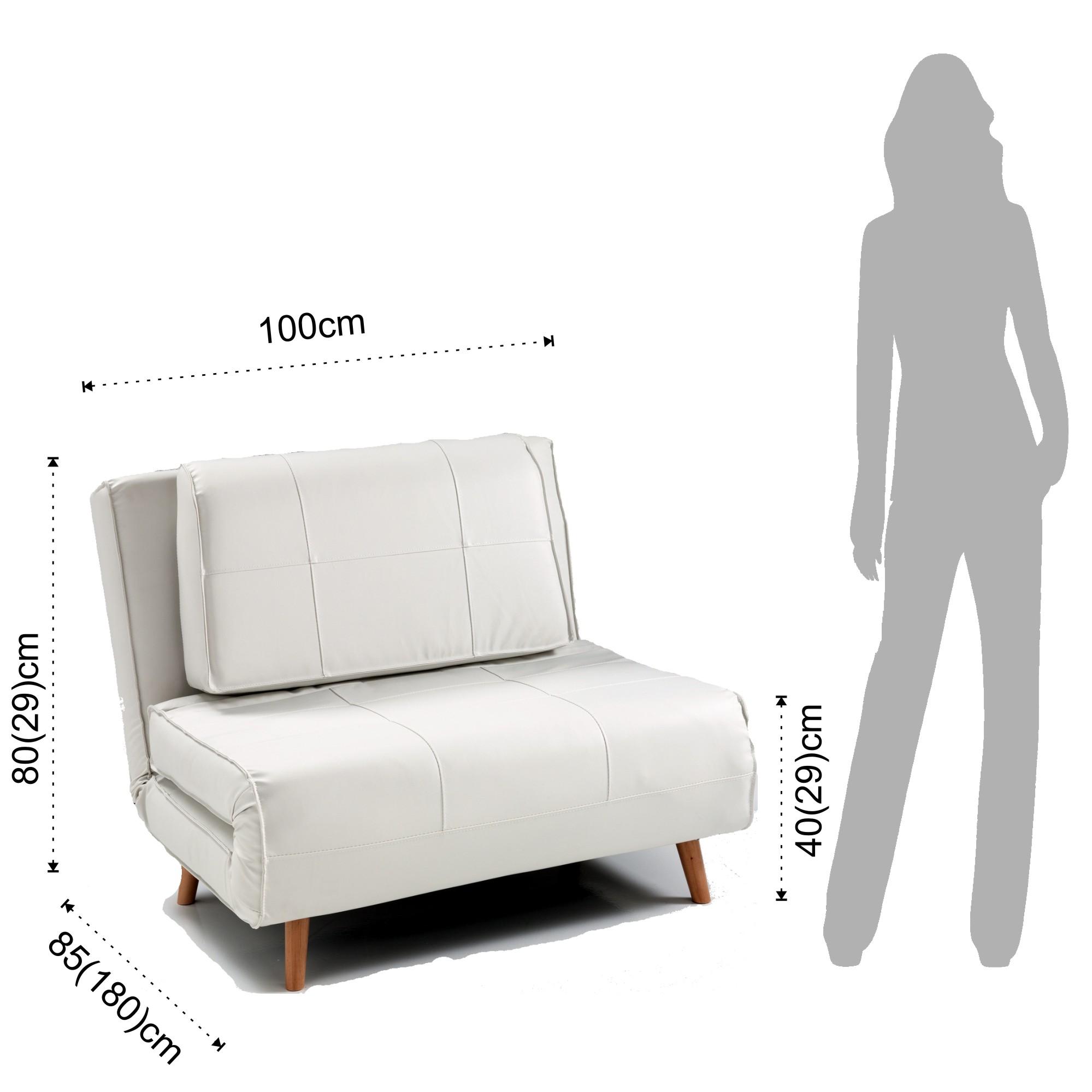 Poltroncine e pouff poltrona letto shift - Poltrona letto comoda ...