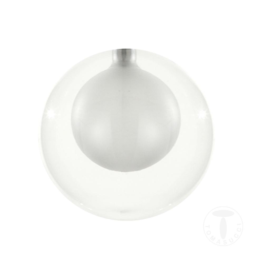 sfera in vetro per lampadario 2400