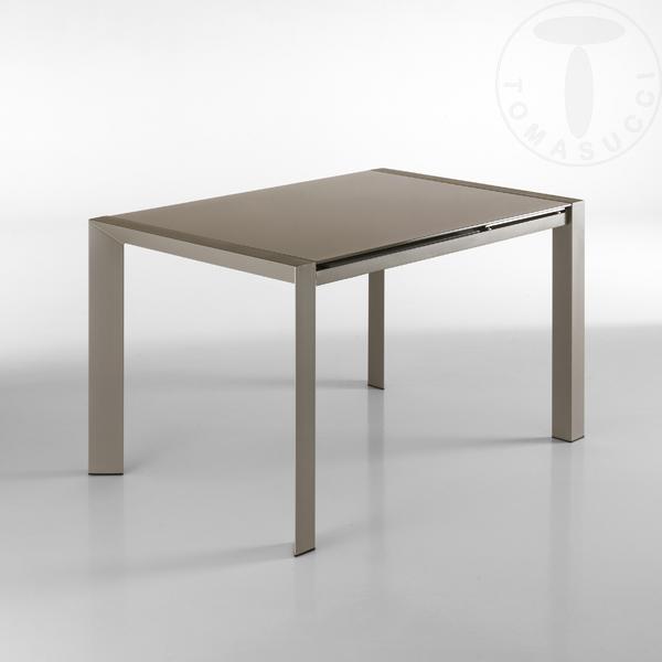 Shoes Rectangular Extensible Table Valla Tortora