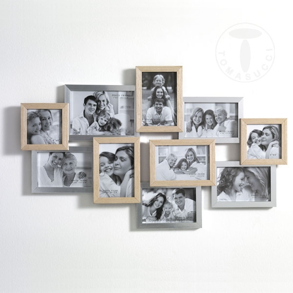 Furniture wall photo frame random 10fb for Frame per foto