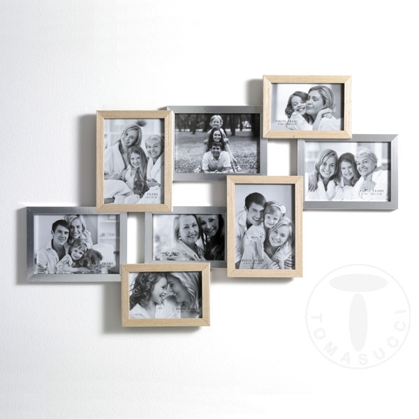 wall photo frame RANDOM 8F