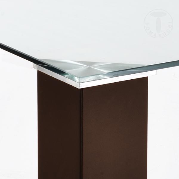 Tavoli fissi e allungabili tavolo scrivania corner - Tavolo corner riflessi prezzo ...