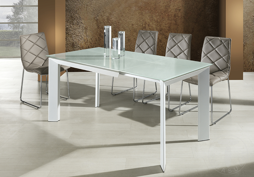 Tavolo allungabile BLADE 160 White | Restylit Shop