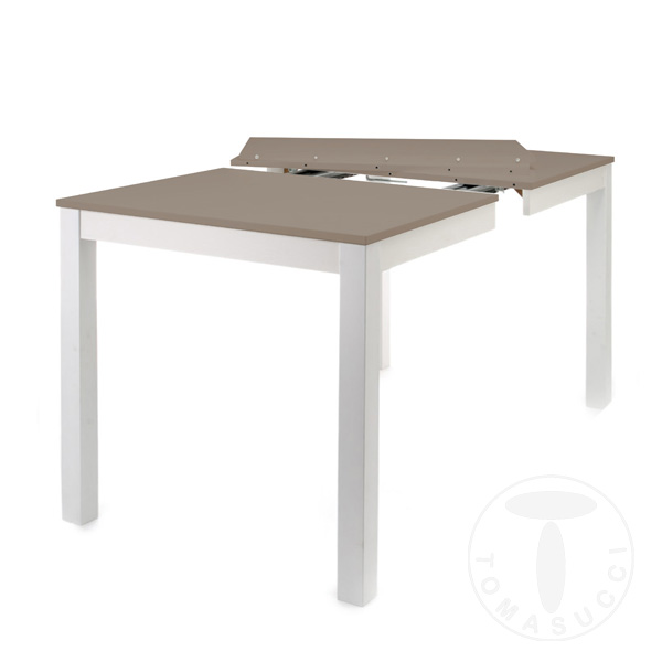 Shoes Rectangular Extensible Table Bull Sandy