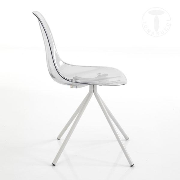 Chairs Chair Kall D White