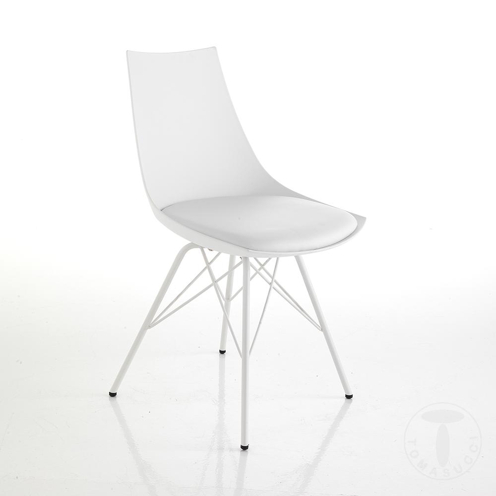 Chairs Chair Kiki White