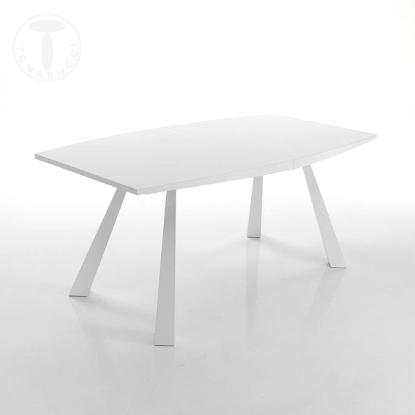 rectangular extensible table TORII