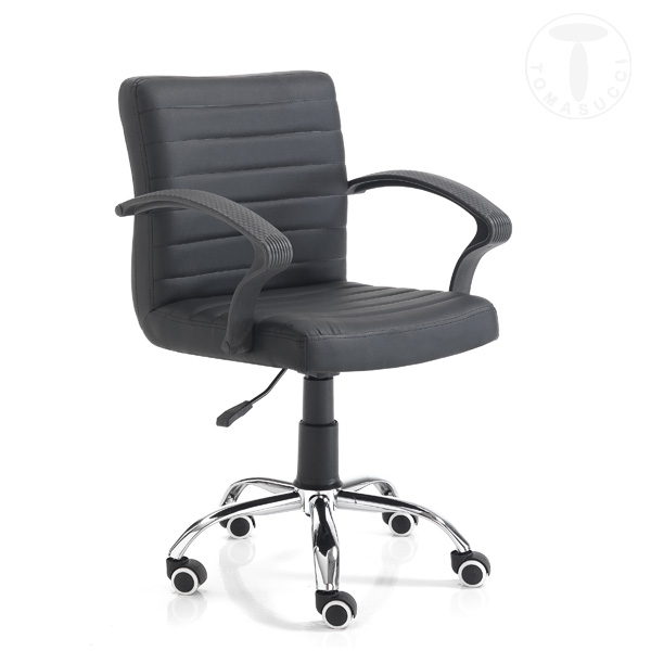 Office Armchair PANY BLACK