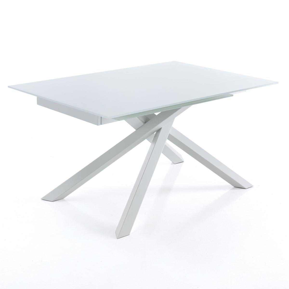 Meccanismo Per Tavoli Allungabili.Tavoli Fissi E Allungabili Tavolo Allungabile Shanghai White