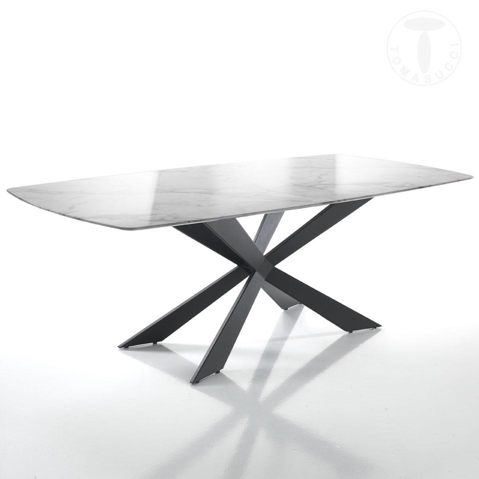 Tavoli Fissi E Allungabili Tavolo Tips Marble
