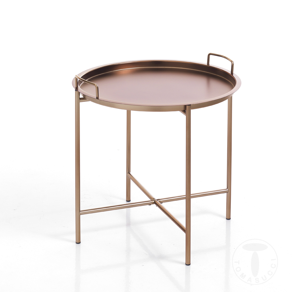 Tavolino VAGNA COPPER