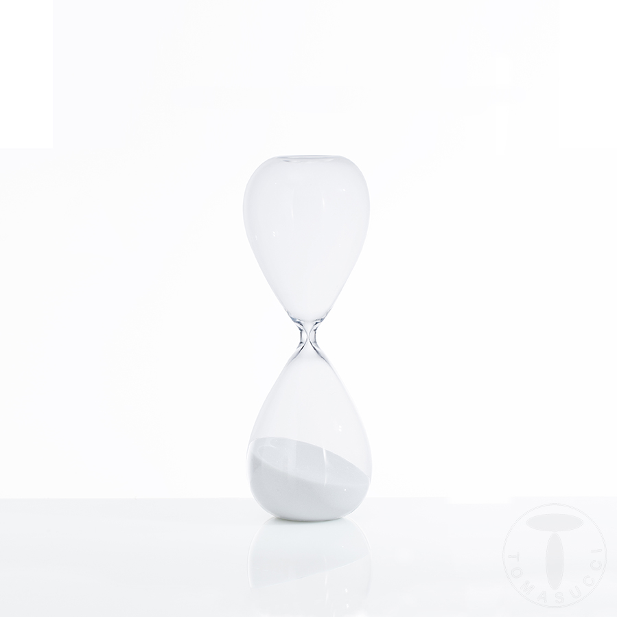 clessidra TOMTIME-A WHITE 30