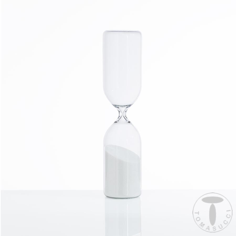 clessidra TOMTIME-B WHITE 60