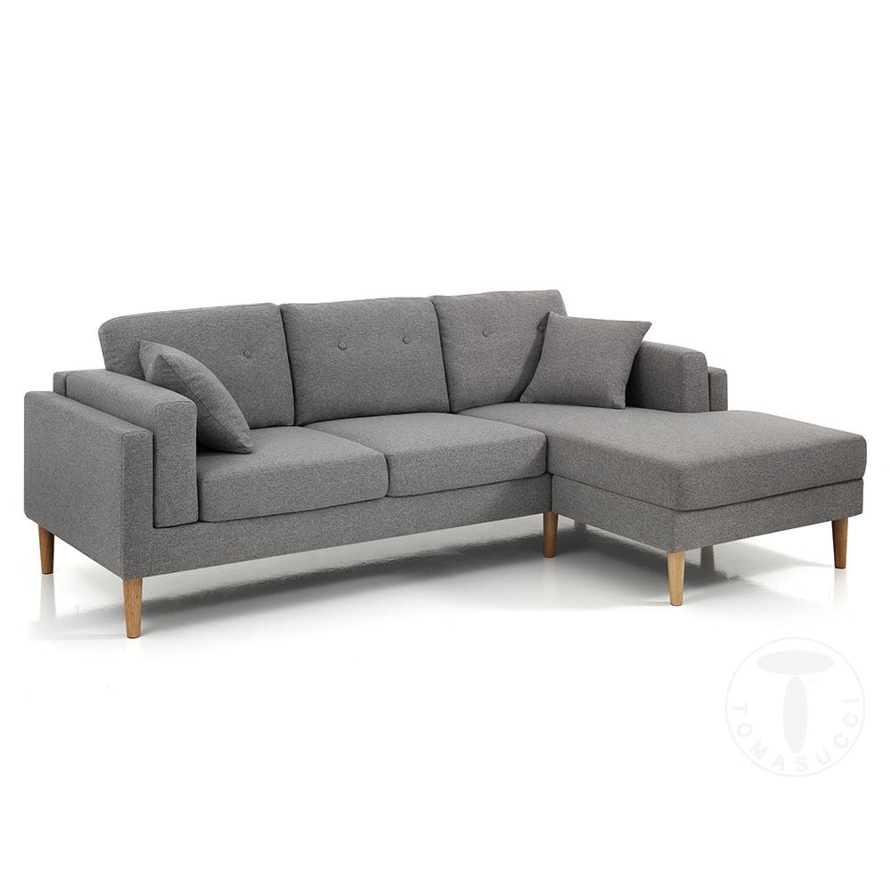 Divano Angolare 230 X 230.Blazers Corner Sofa Giada