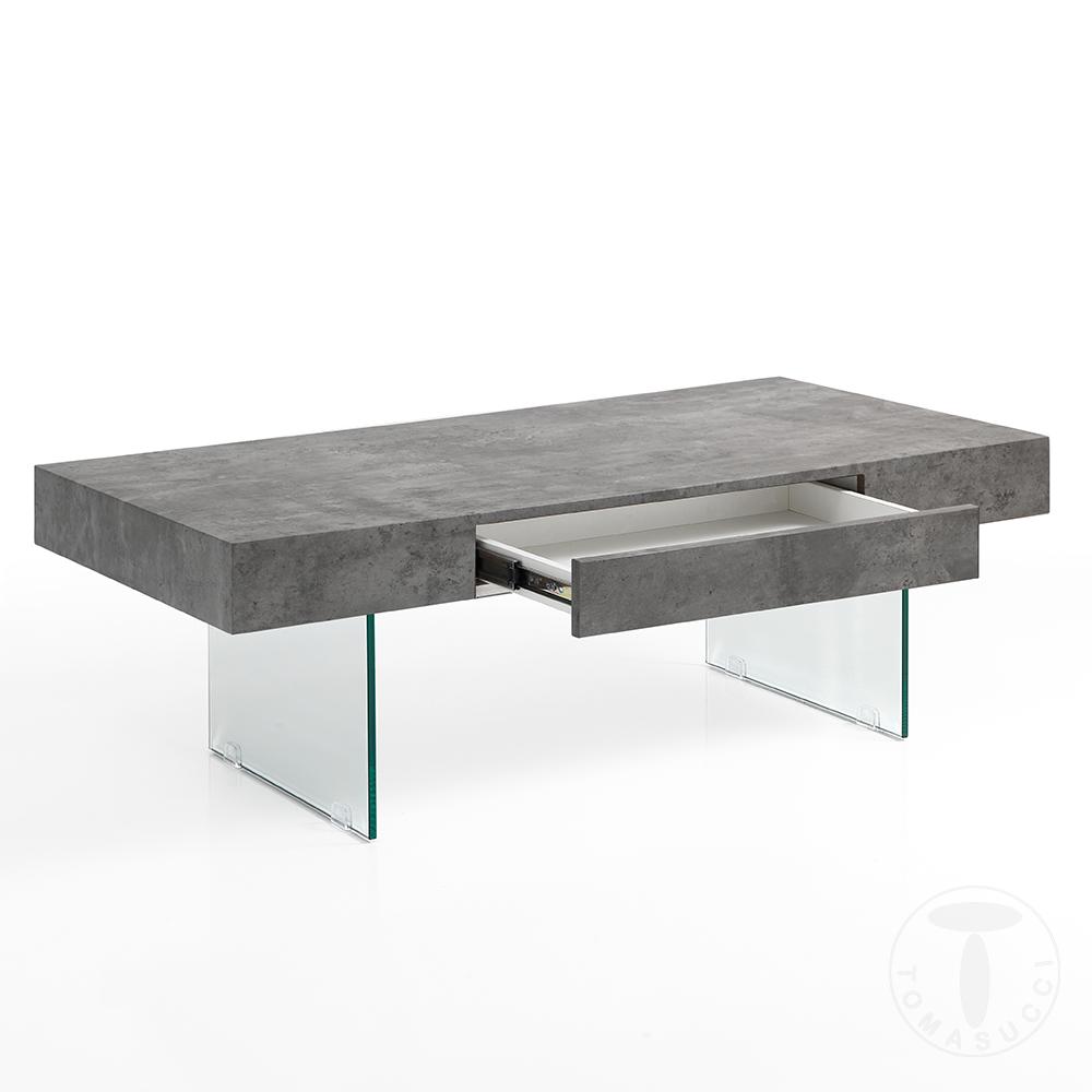 tavolino WAVER CEMENT