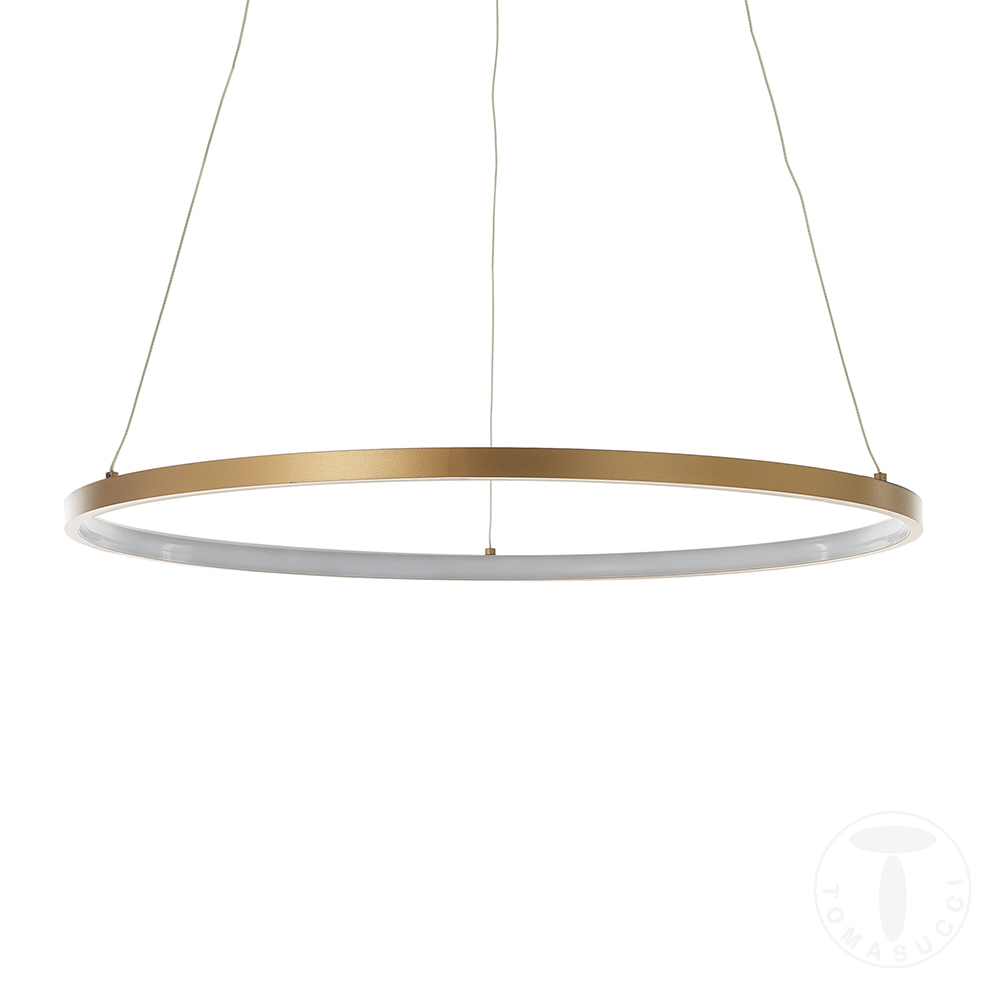 Lampadario RING GOLD