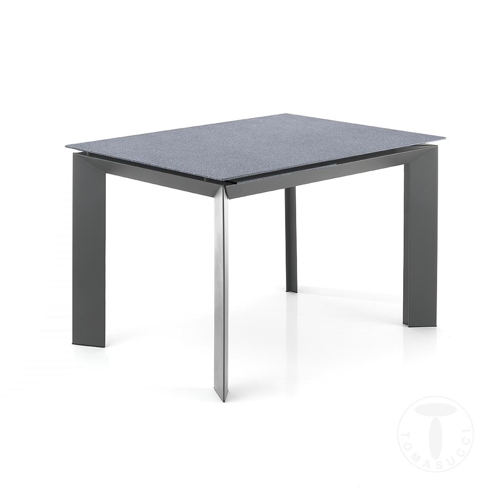 tavolo allungabile BLADE 120 - STONE