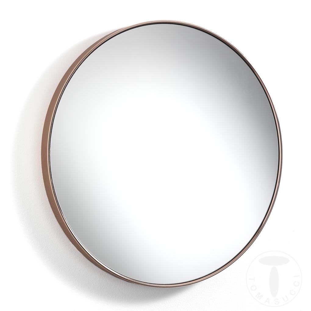 Specchio da parete FIT-A COPPER