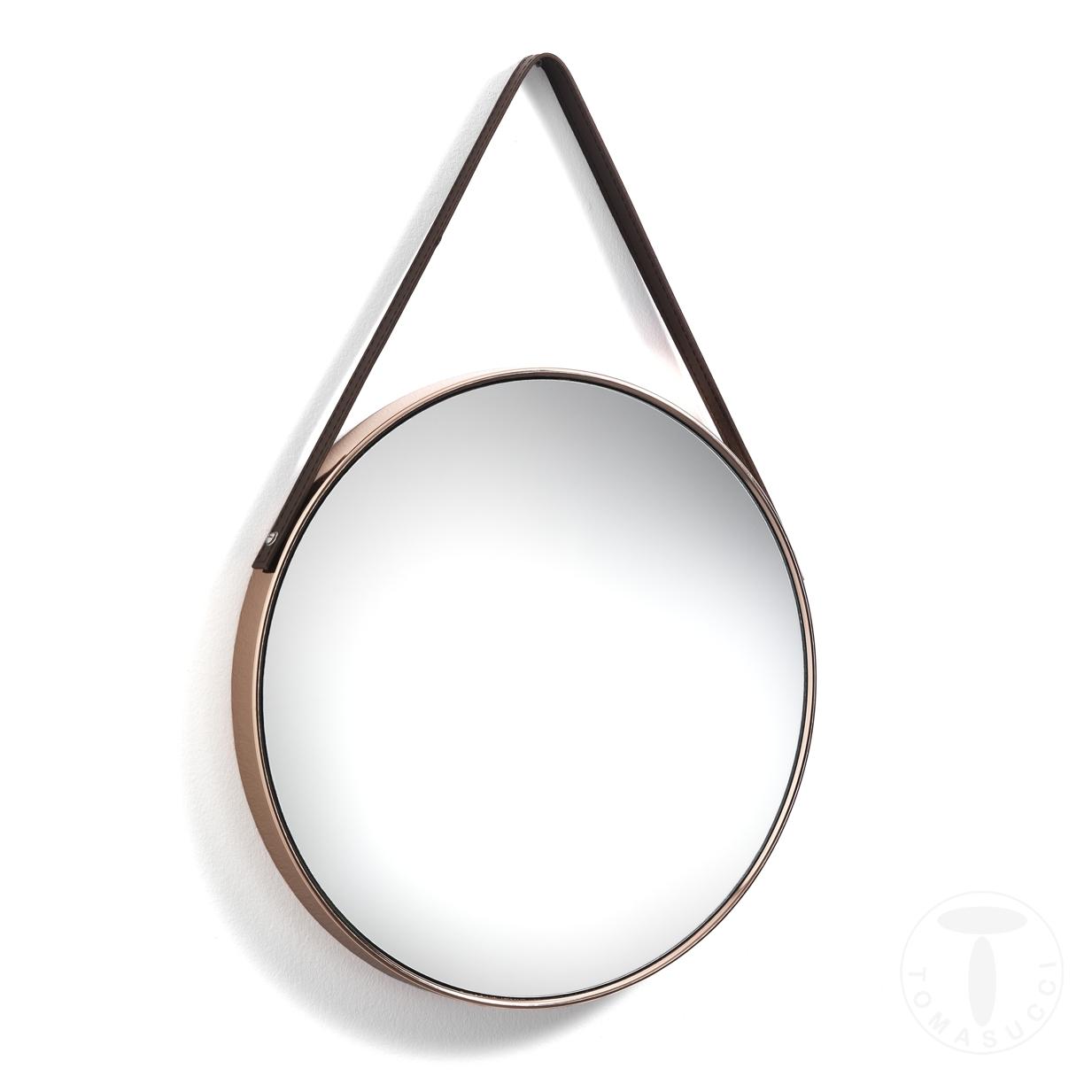 Specchio da parete FIT COPPER