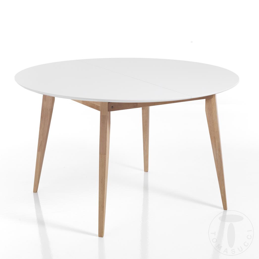 tavolo rotondo allungabile JAK