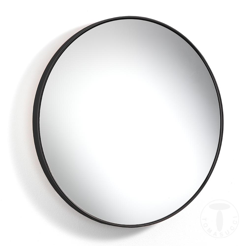 Specchio da parete FIT-A BLACK