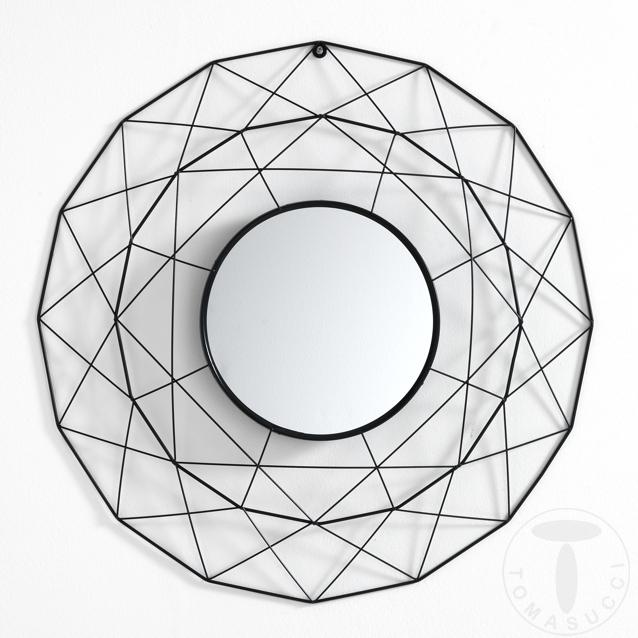 specchiera da parete DIAMOND 70