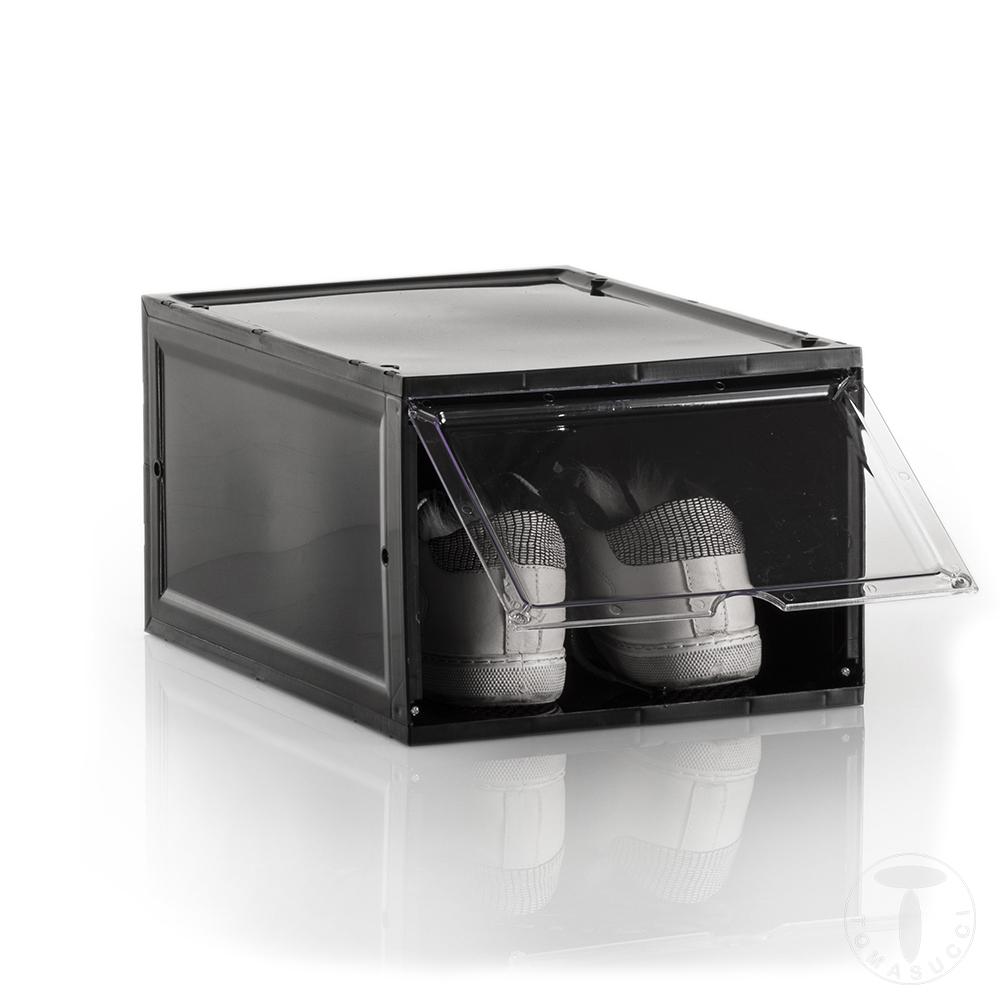 shoe box - porta scarpe - JONES BLACK