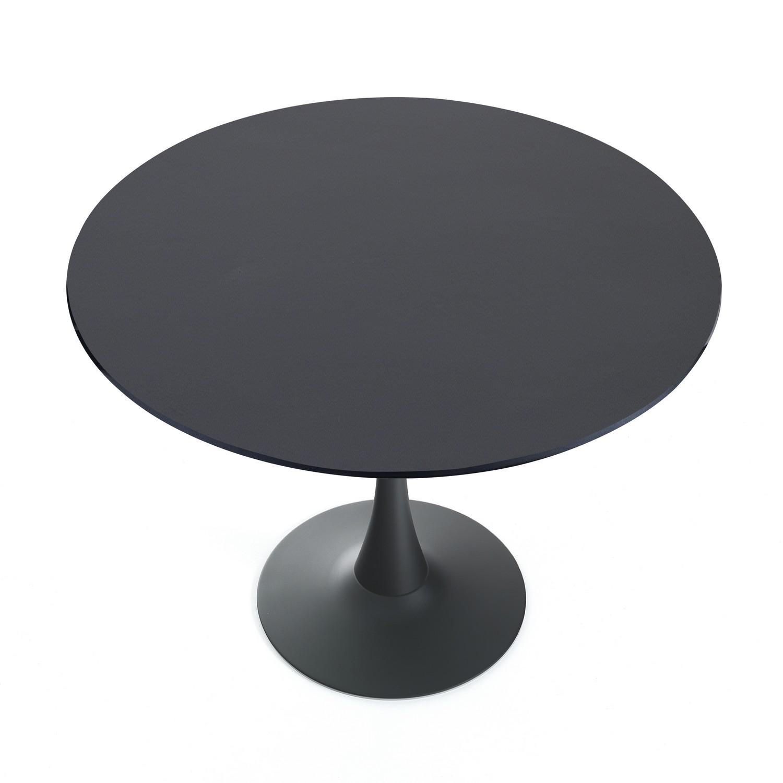 Tavolo rotondo KYOTO BLACK