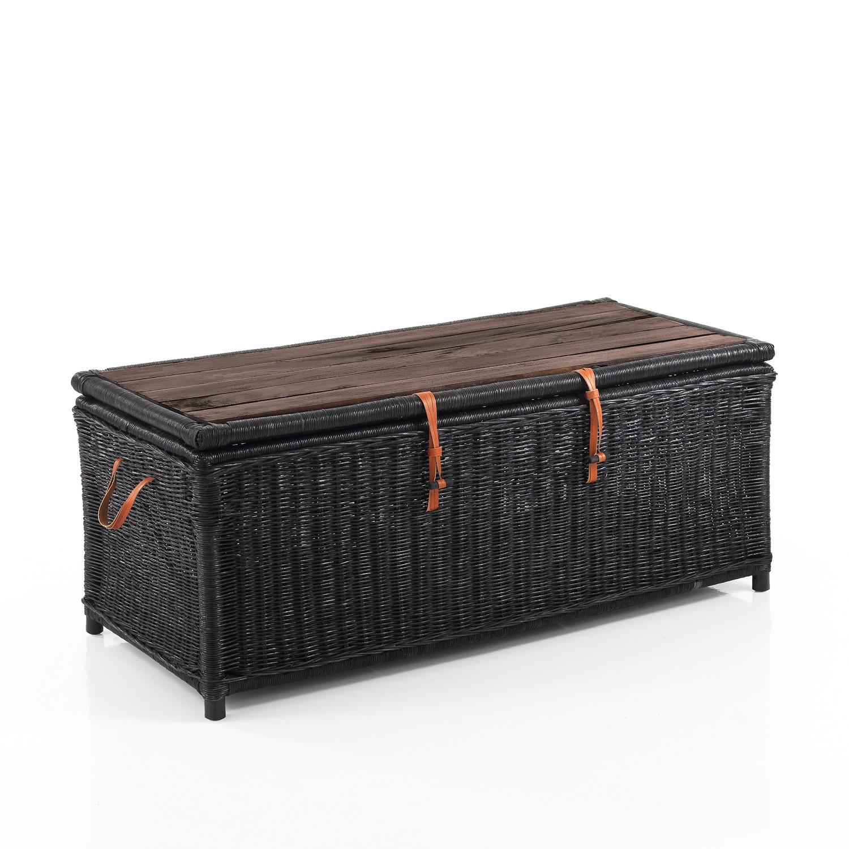 Tavolino contenitore RINO BLACK