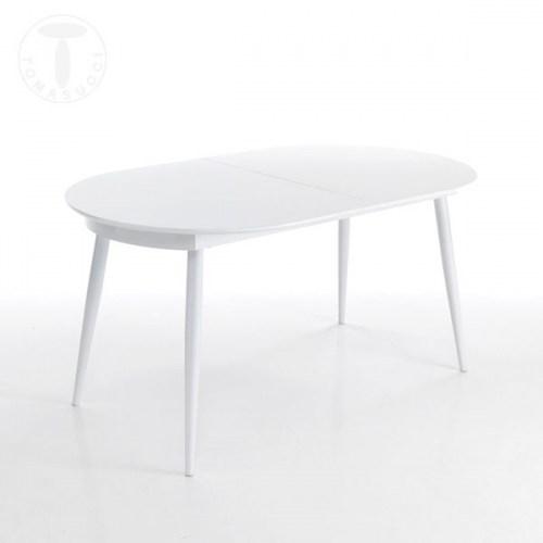 Tavoli fissi e Allungabili : tavolo ovale allungabile ASTRO