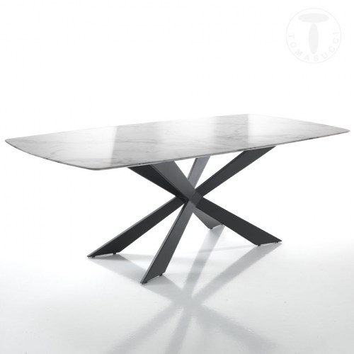 Table Tomasucci Extensible Clever Design Wood QodCWErxeB