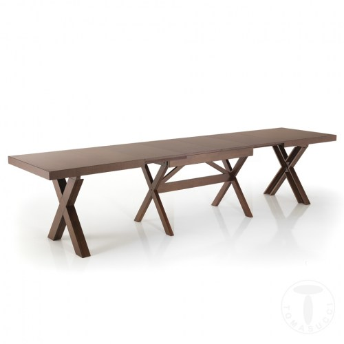 Design Wood Clever Tomasucci Table Extensible EIDWYH29